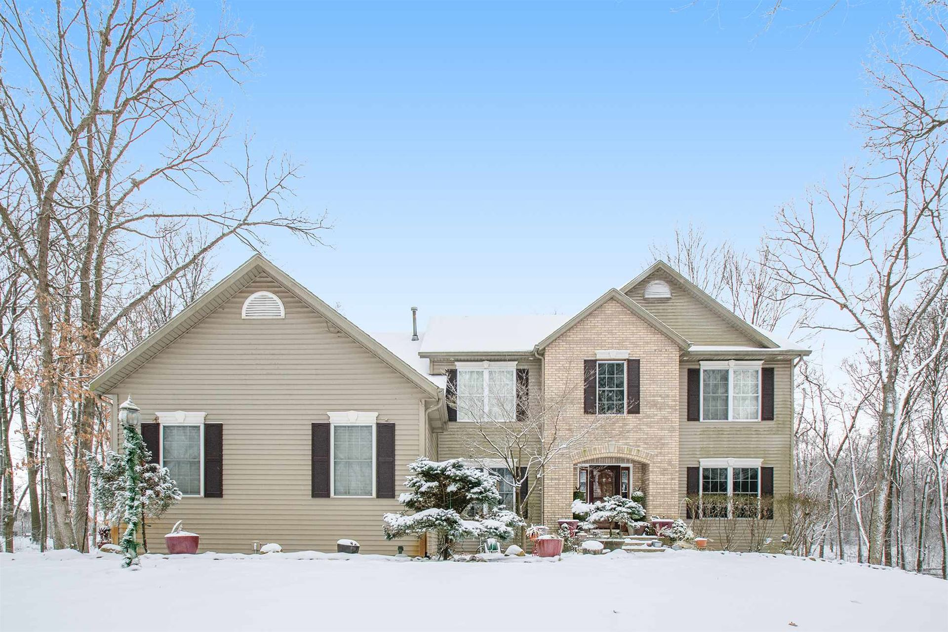 50905 Persimmon Drive, South Bend, IN 46628 - #: 202102340