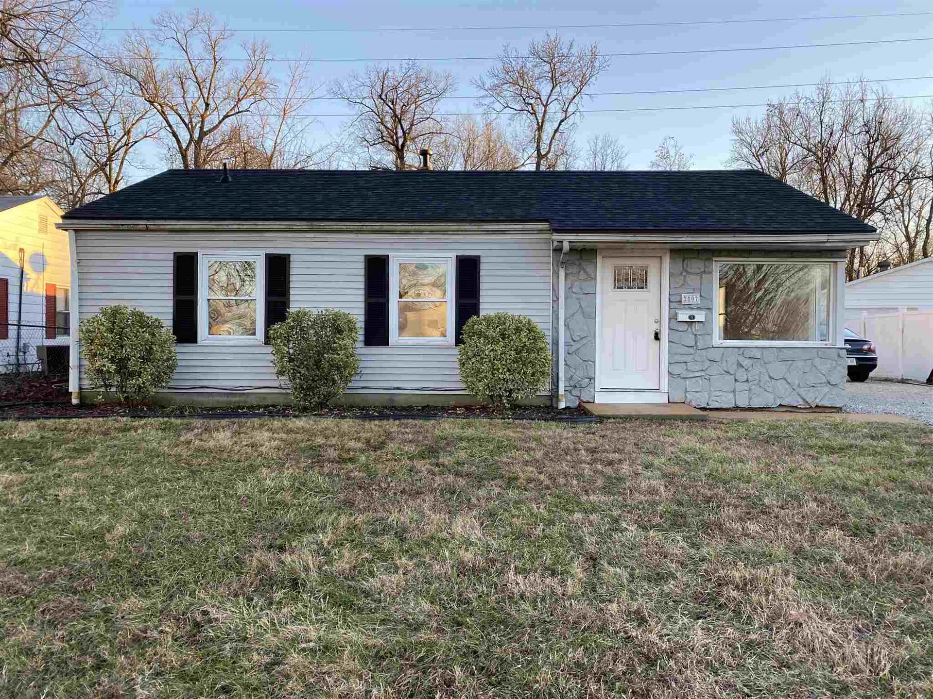 2507 E Oregon Street, Evansville, IN 47711 - #: 202001347
