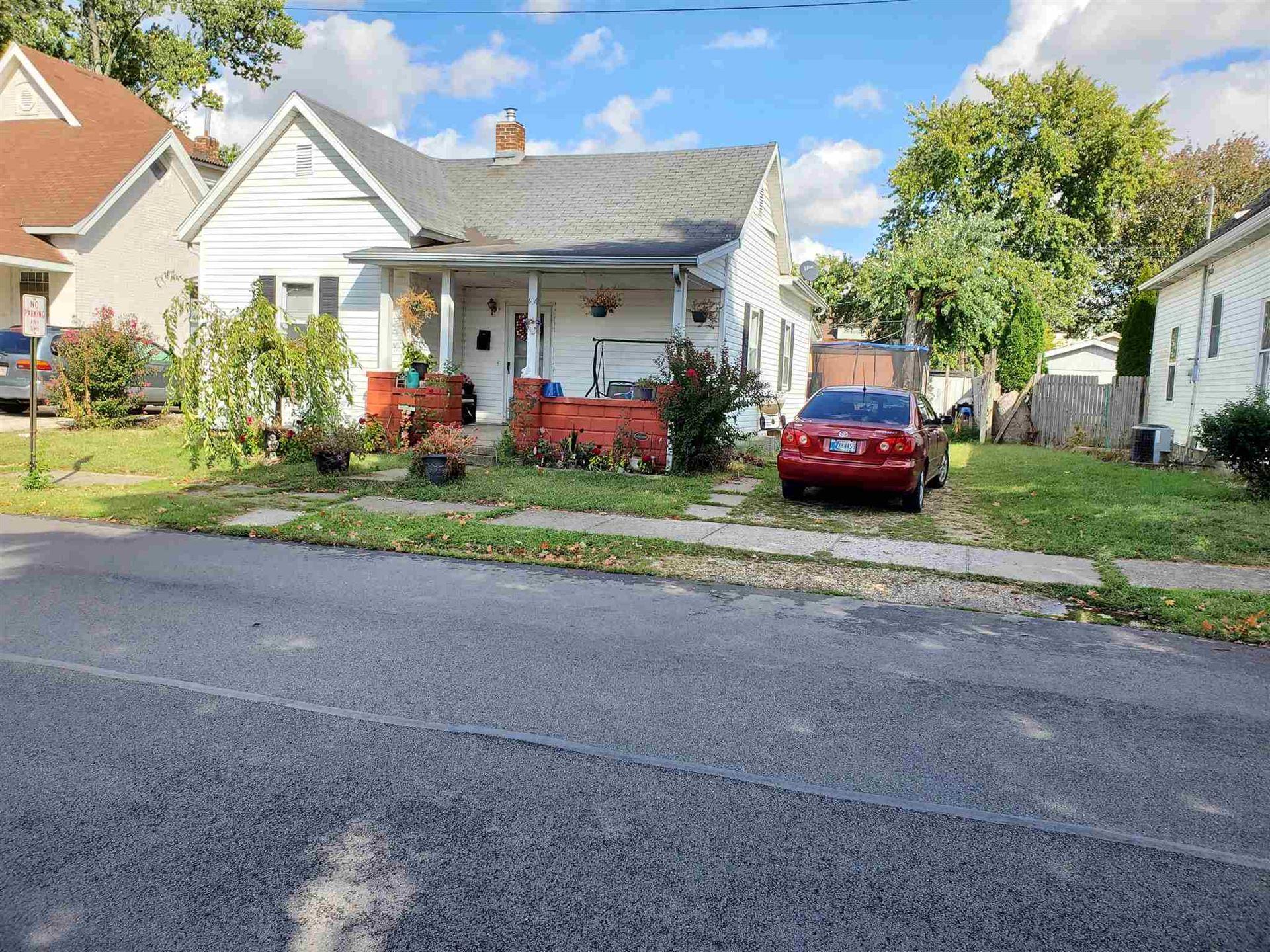 404 N Meridian Street, Washington, IN 47501 - #: 202039352