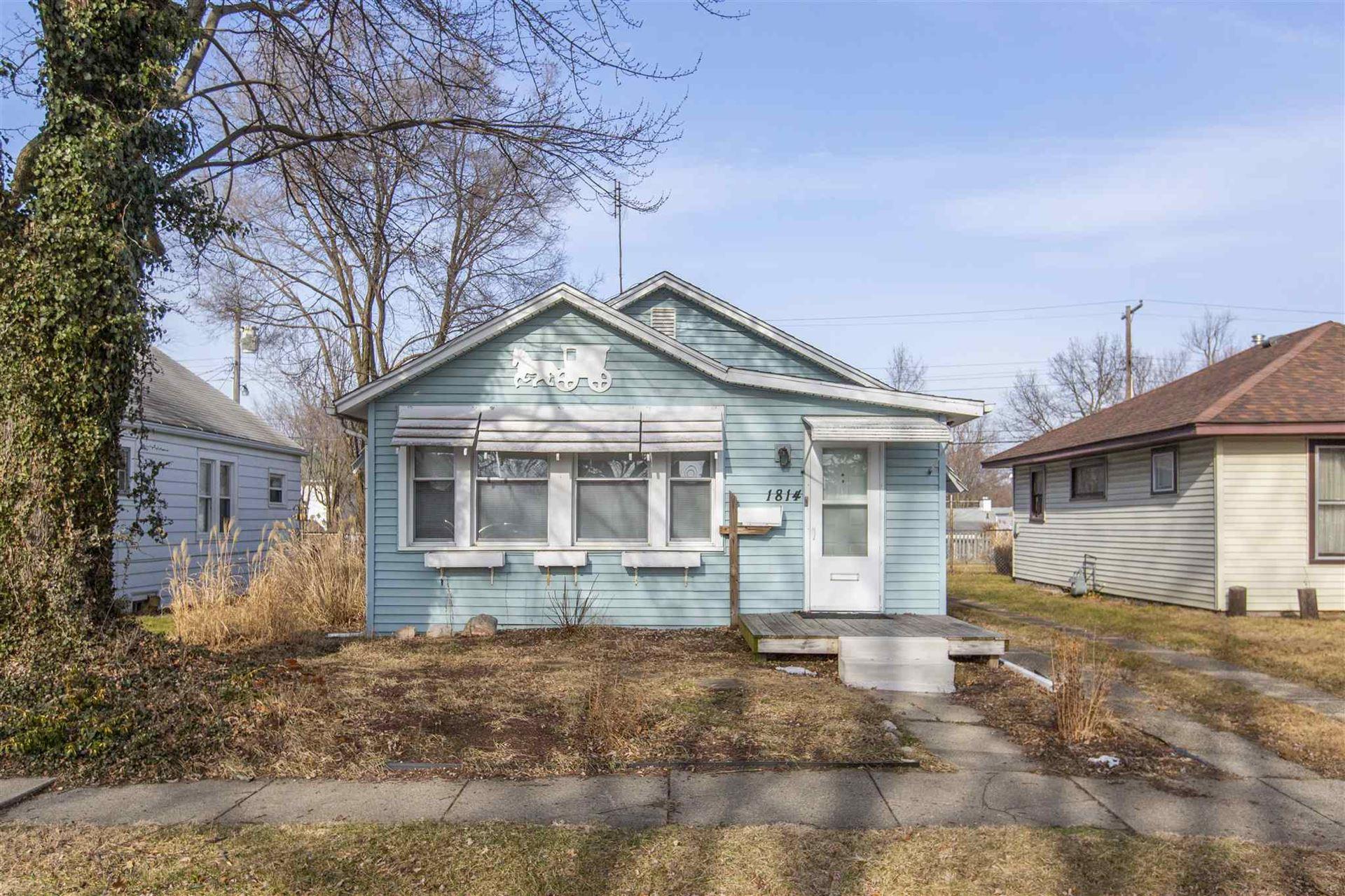 1814 Homewood Avenue, Mishawaka, IN 46544 - #: 202101353