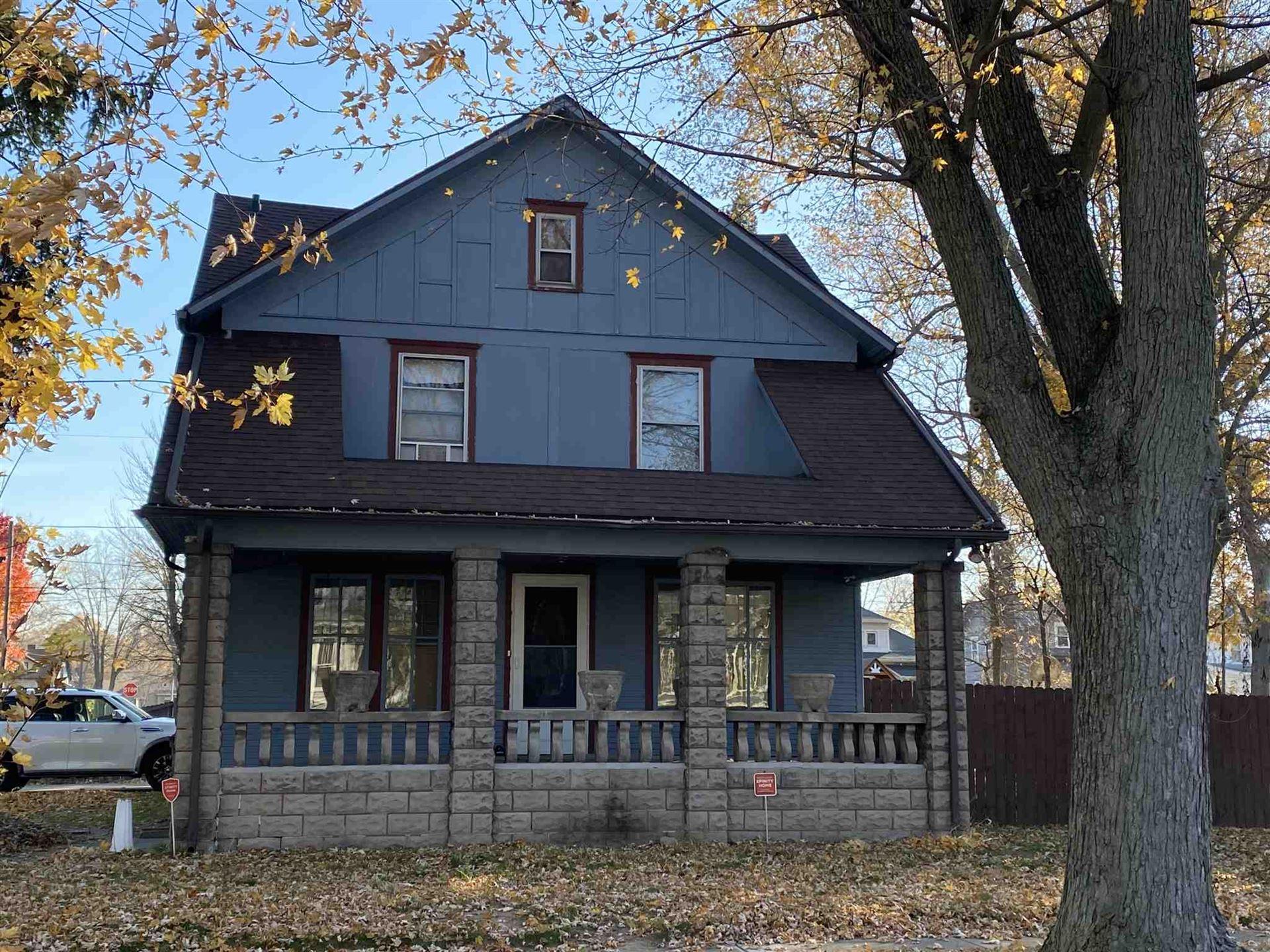 1702 Frances Avenue, Elkhart, IN 46516 - #: 202045356