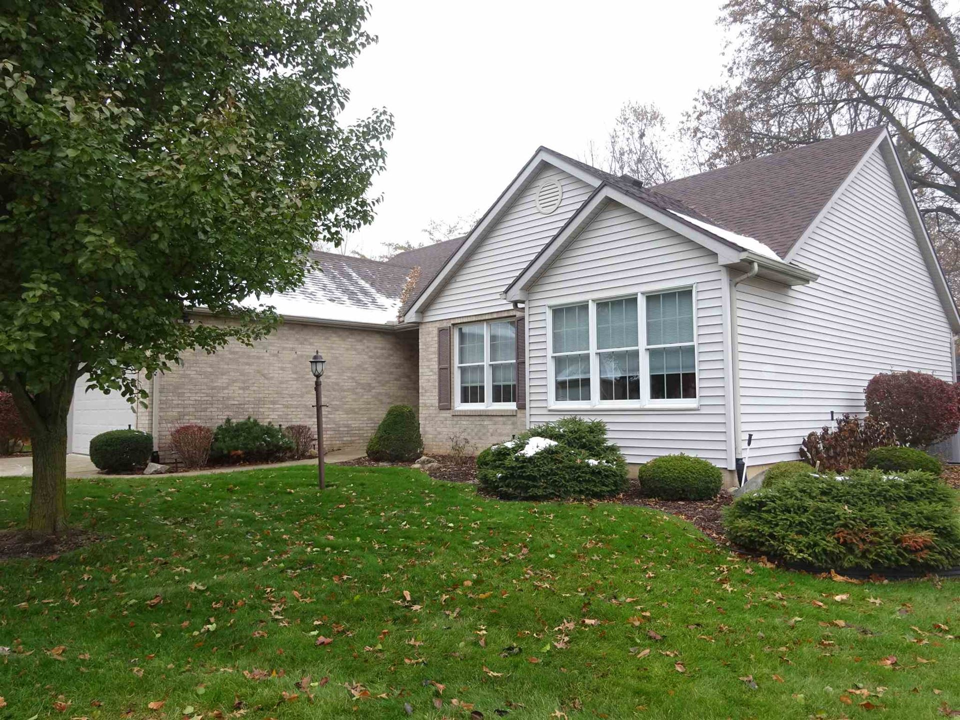 1231 Apple Ridge Court, South Bend, IN 46614 - #: 201950357