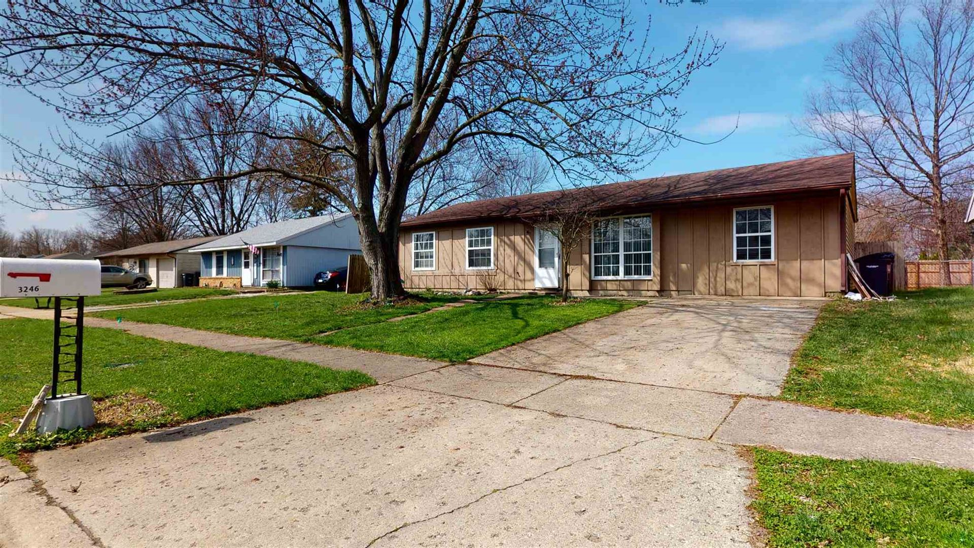 3246 Chaucer Drive, Lafayette, IN 47909 - #: 202012360