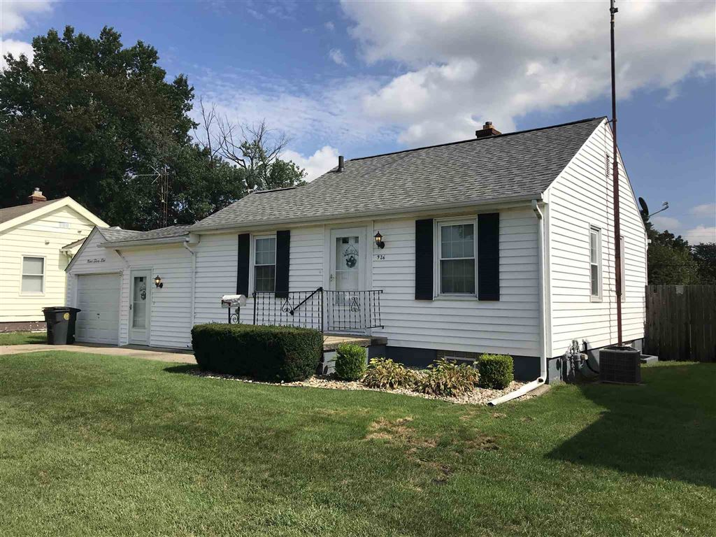 926 S Lombardy Drive, South Bend, IN 46619 - #: 201943366