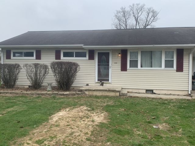 526 S 8th Street, Mitchell, IN 47446 - #: 202011369