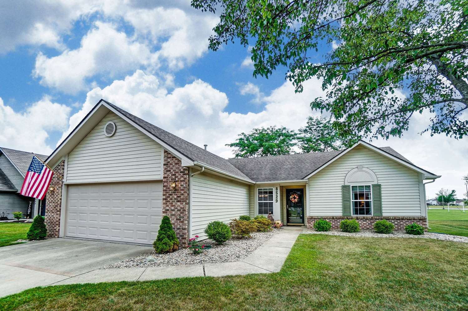 8529 Spring Forest Drive, Fort Wayne, IN 46804 - #: 202025369