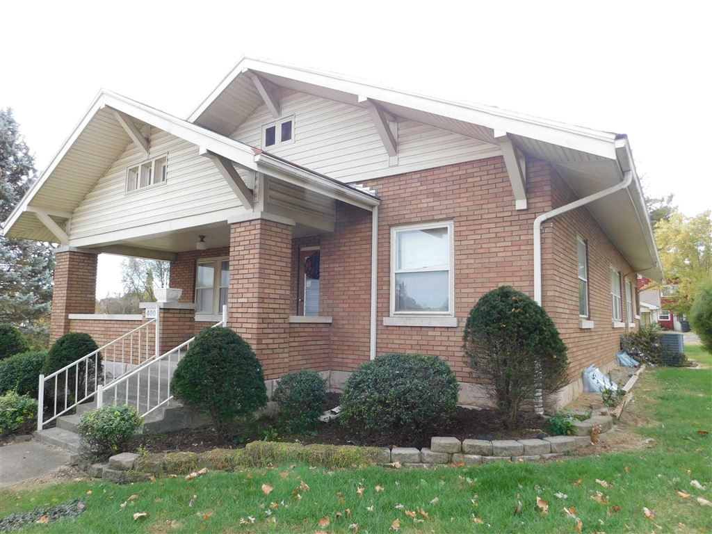 400 W Mulberry Street, Salem, IN 47167 - #: 201948376