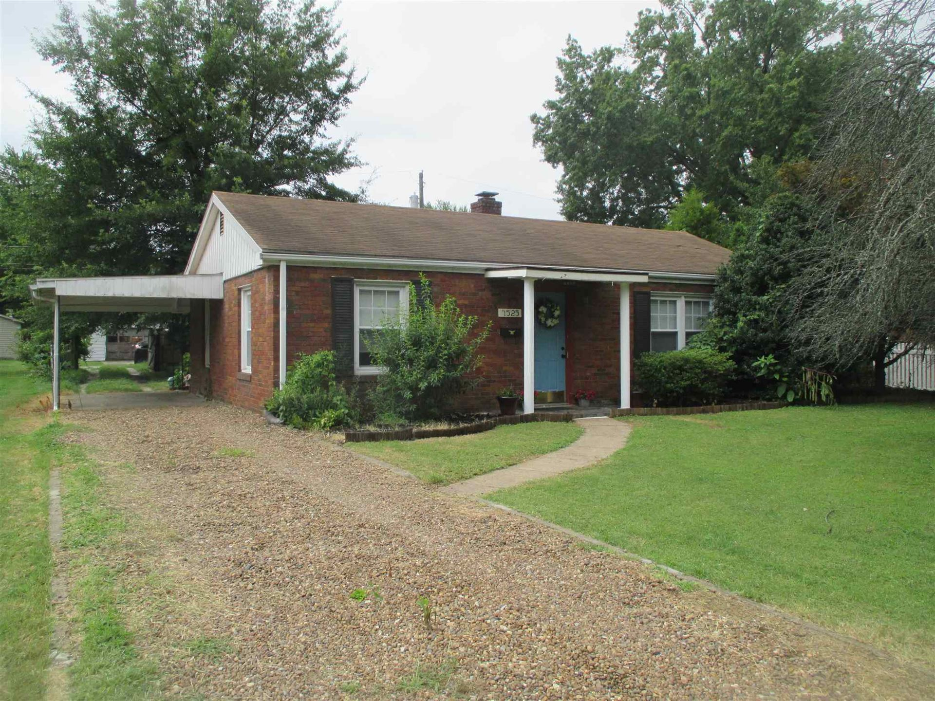 1525 Covert Avenue, Evansville, IN 47714 - #: 202027378