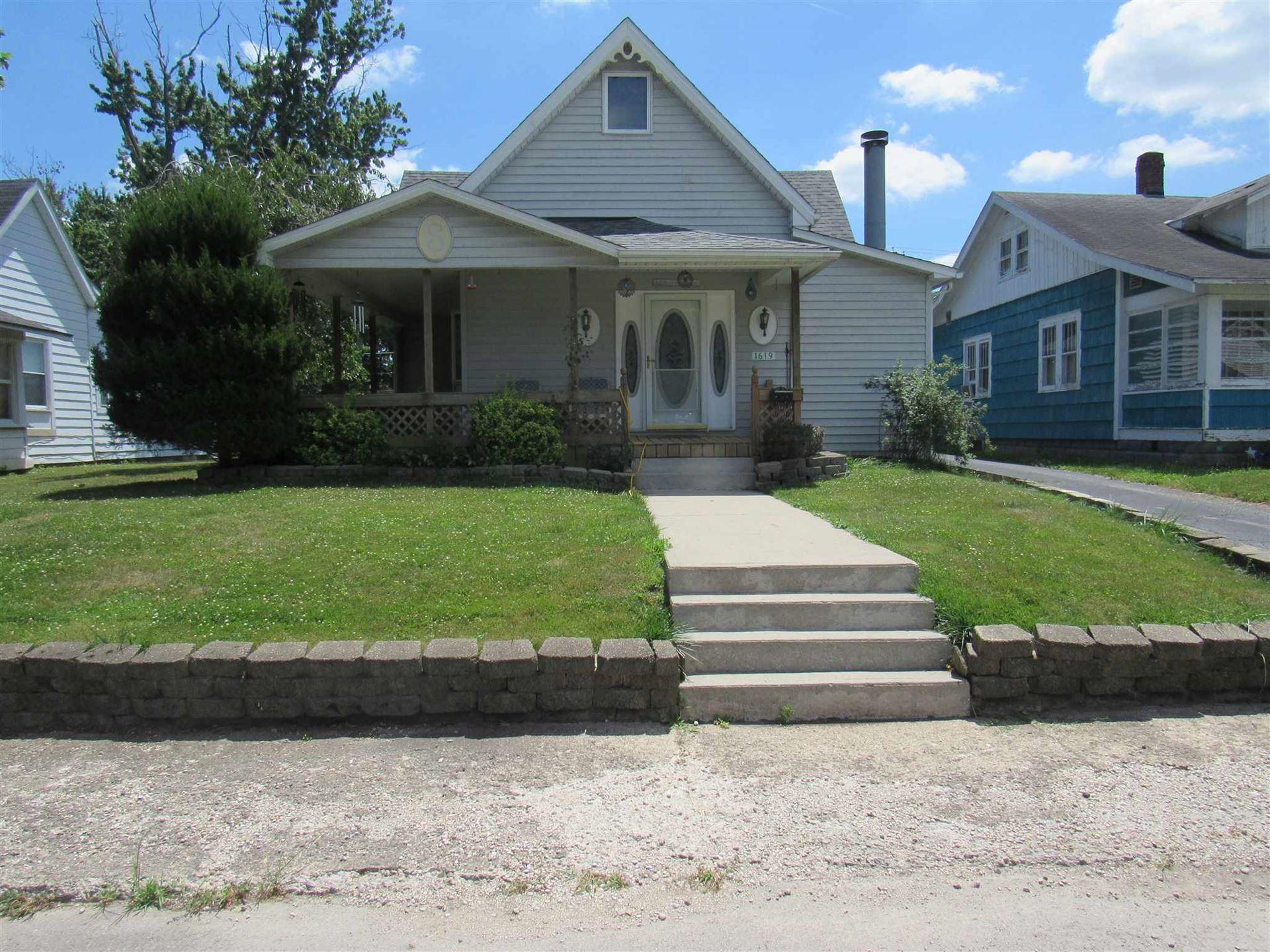 1619 S J Street, Elwood, IN 46036 - #: 202027381