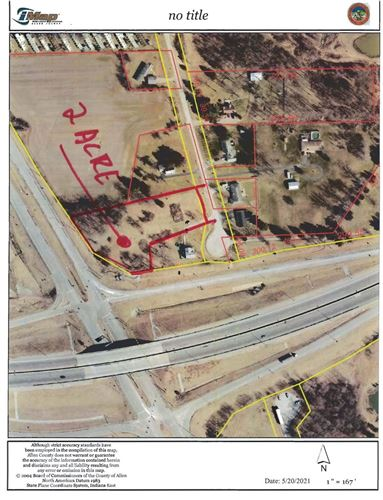 Photo of 11010 US 27 south Road, Fort Wayne, IN 46816 (MLS # 202118382)