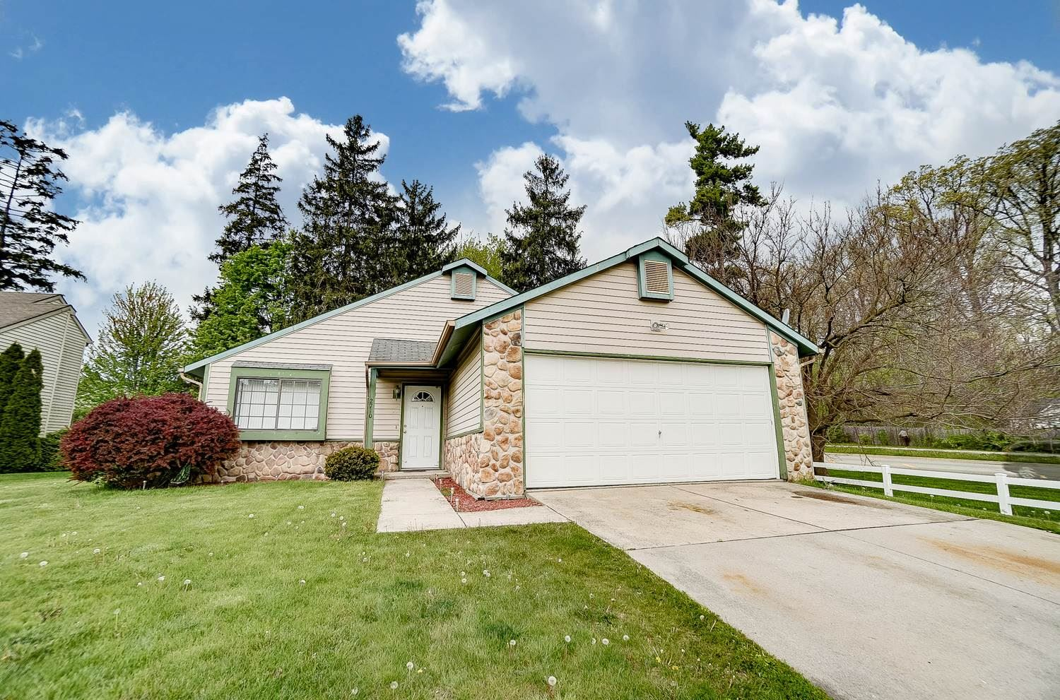2710 Covington Pines Place, Fort Wayne, IN 46804 - #: 202017382