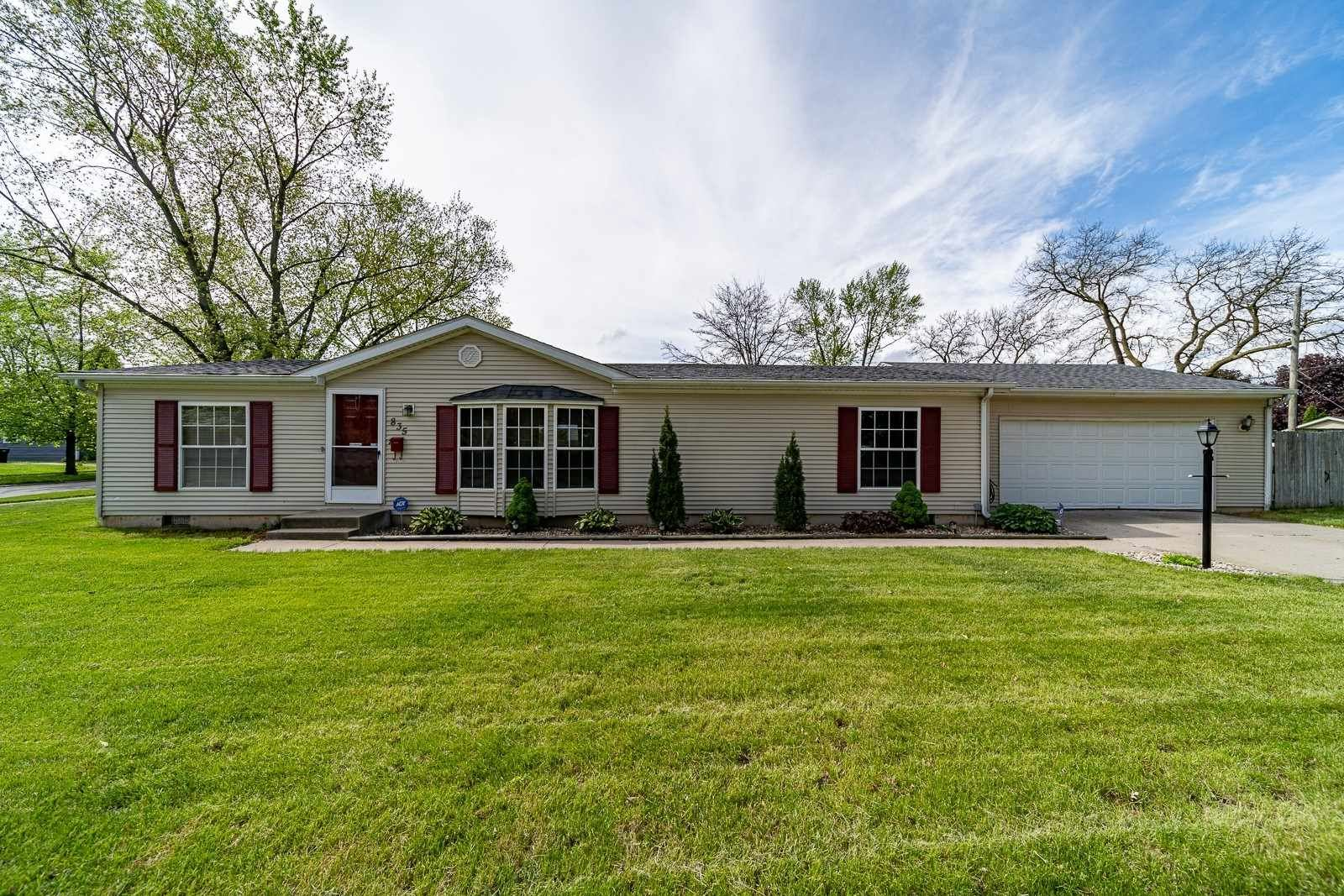 835 Northwood Drive, South Bend, IN 46617 - #: 202018385