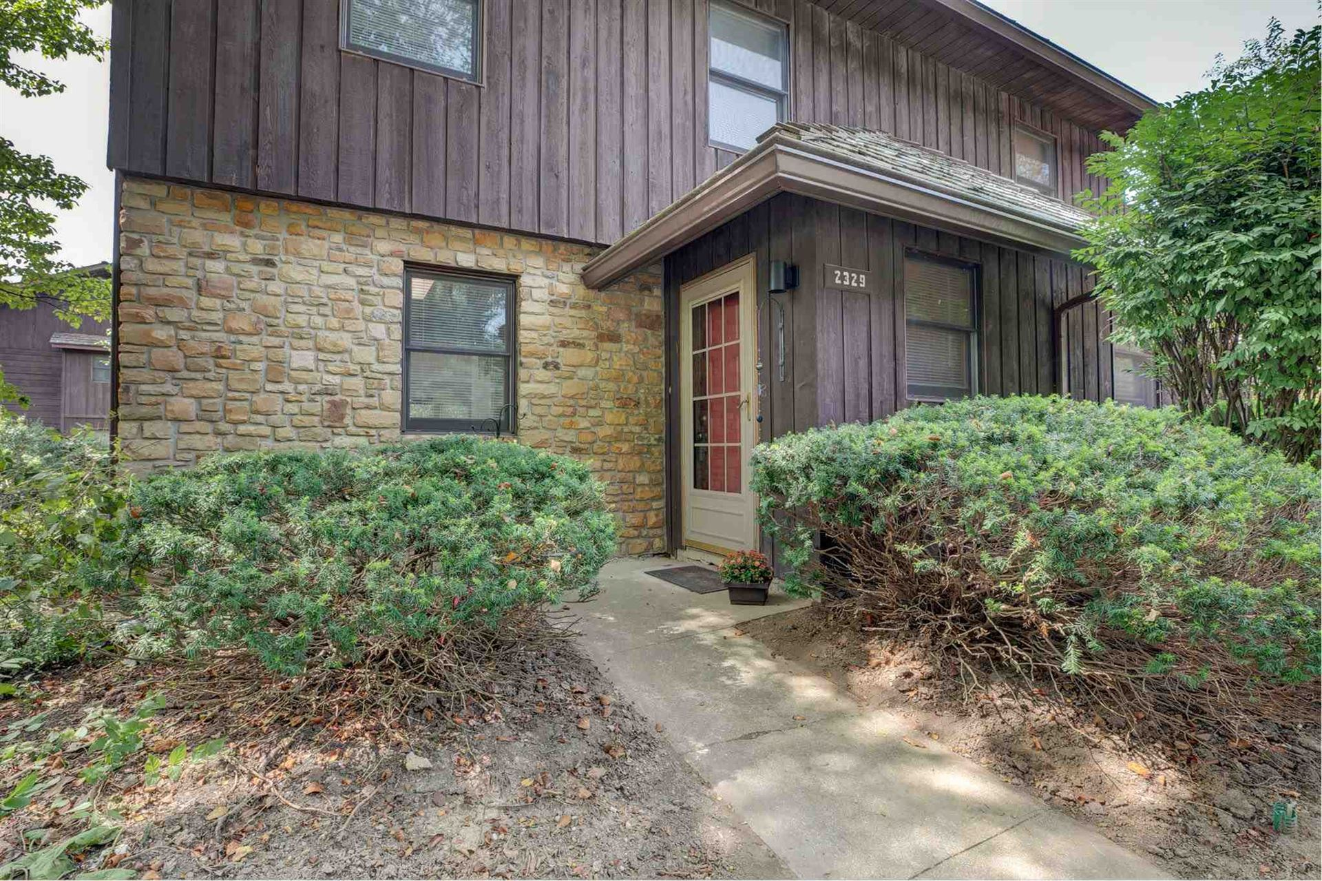 2329 E Winding Brook Circle, Bloomington, IN 47401 - #: 202037385