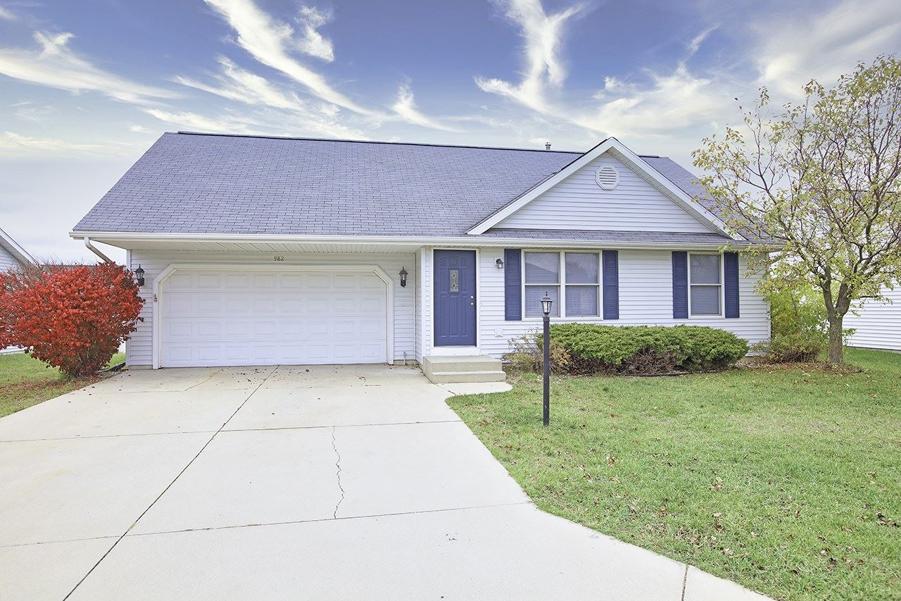 982 Spring Crossing Drive, Middlebury, IN 46540 - #: 202043385