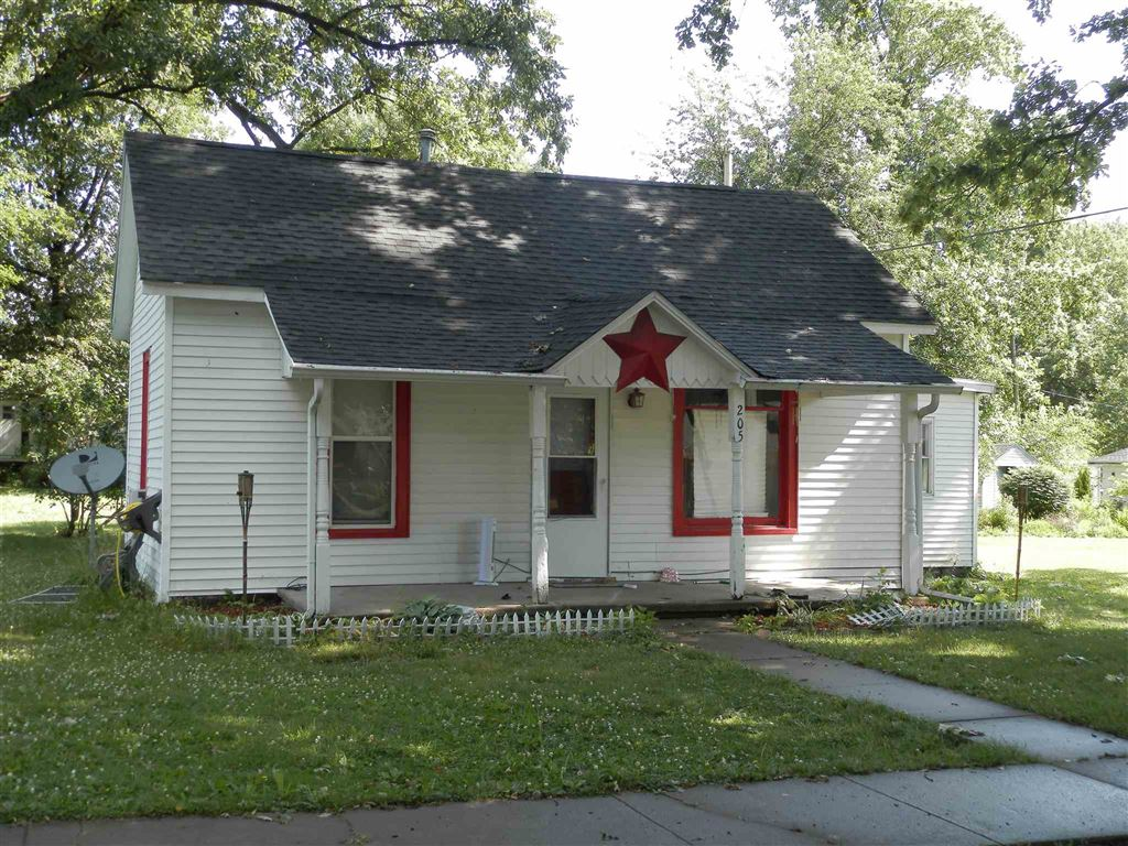 205 W Plum Street, Oxford, IN 47971 - #: 201941388