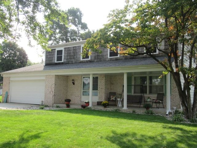 23442 Crestwood Drive, Elkhart, IN 46514 - #: 202038391