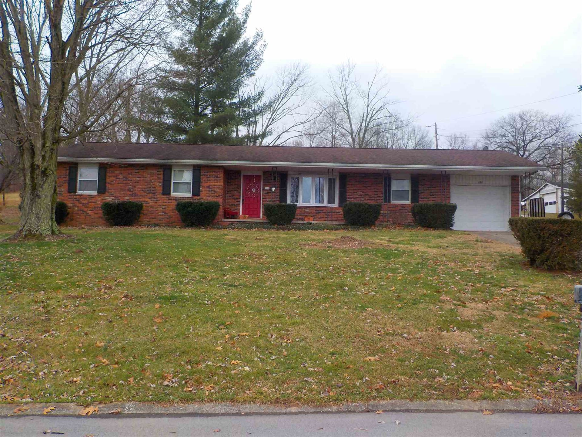 201 Candlelight Lane, Oolitic, IN 47451 - #: 202001392