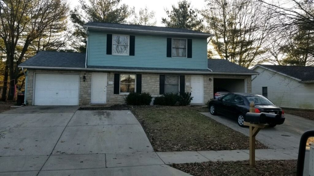431 & 433 S Park Square Drive, Bloomington, IN 47403 - #: 202007393