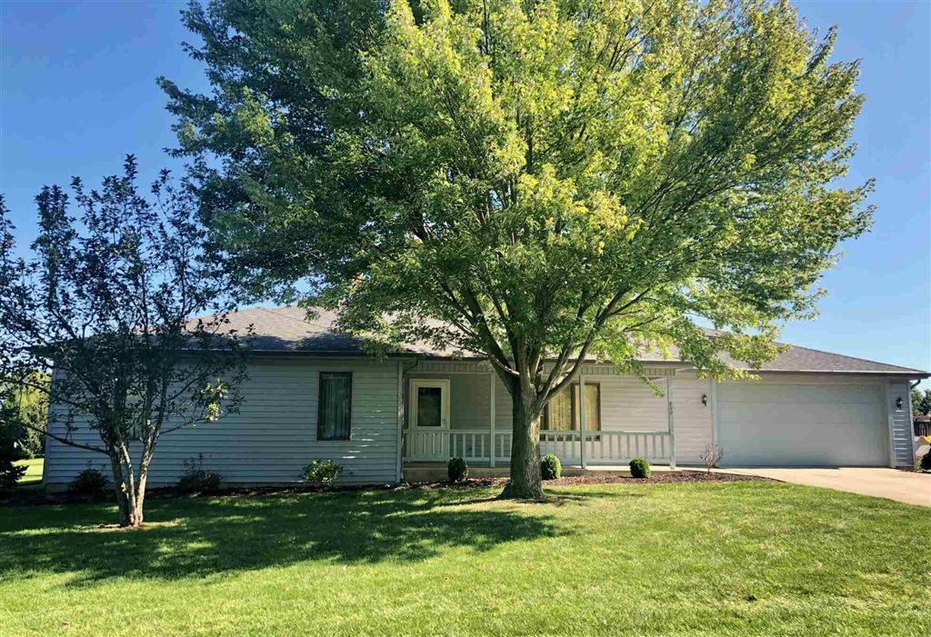 420 N Forest Parkway, Columbia City, IN 46725 - #: 201944395