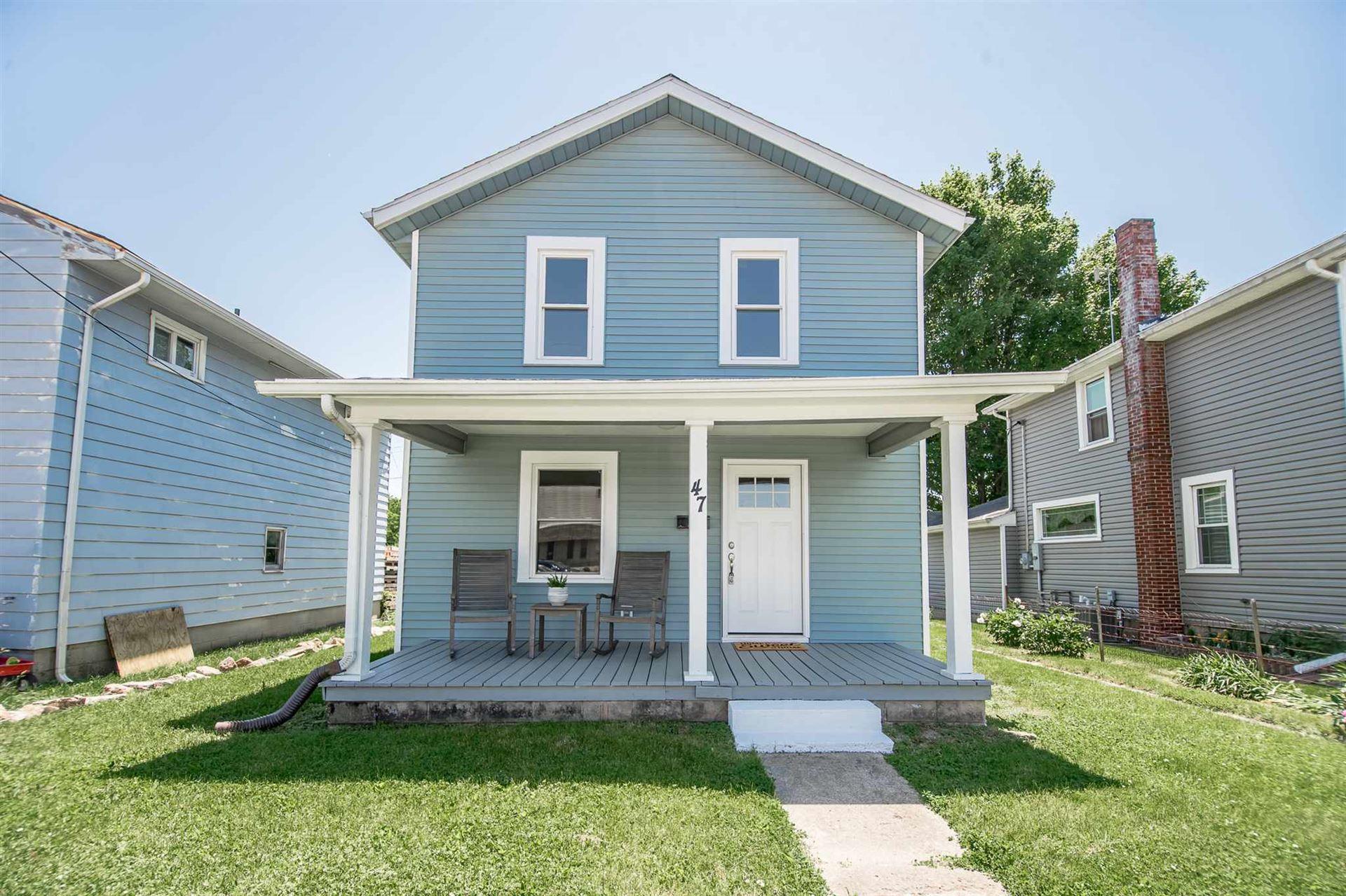47 Vine Street, Huntington, IN 46750 - #: 202019396