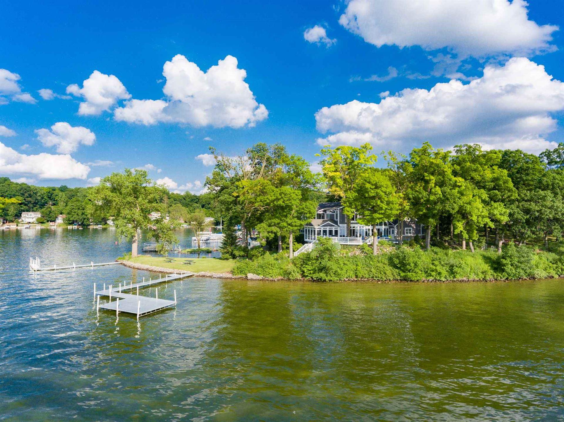 680 Lane 200E Lake James, Angola, IN 46703 - #: 202019397