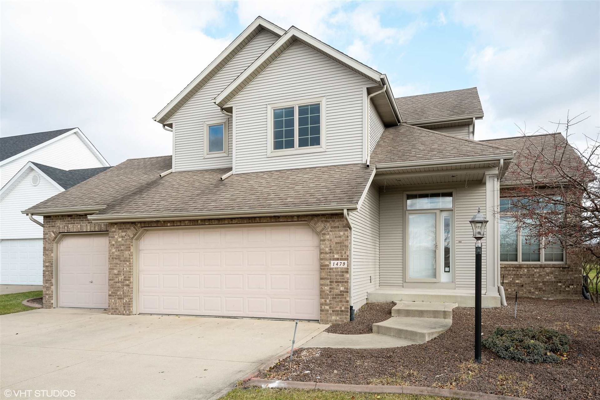 1479 Golf View Drive, Nappanee, IN 46550 - #: 201952398