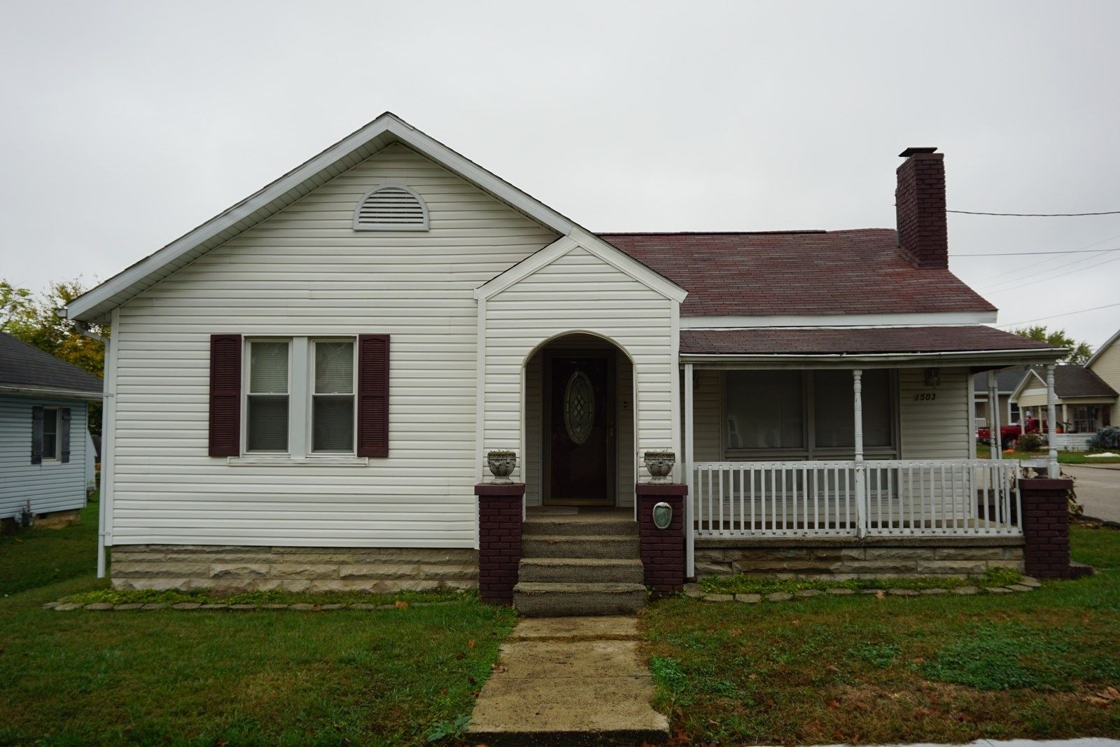 1503 4TH ST, Bedford, IN 47421 - #: 202043398