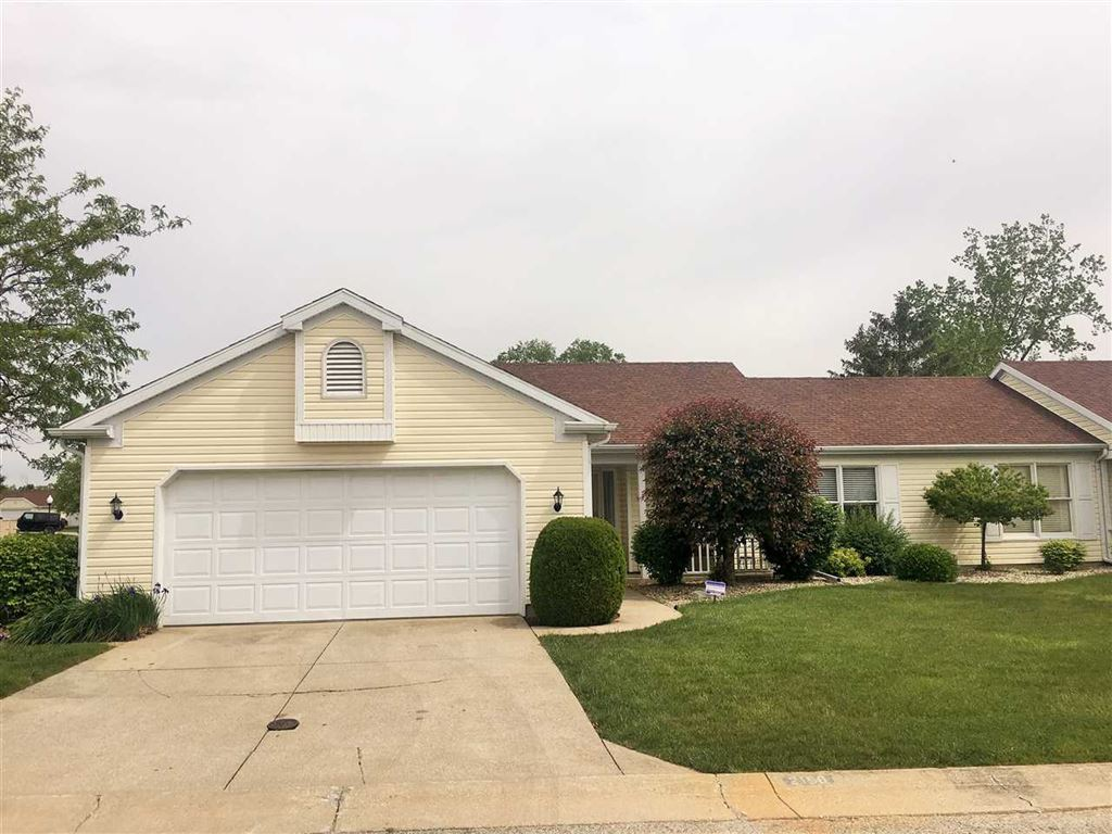 2156 W WOODVIEW Drive, Marion, IN 46952 - #: 201941400