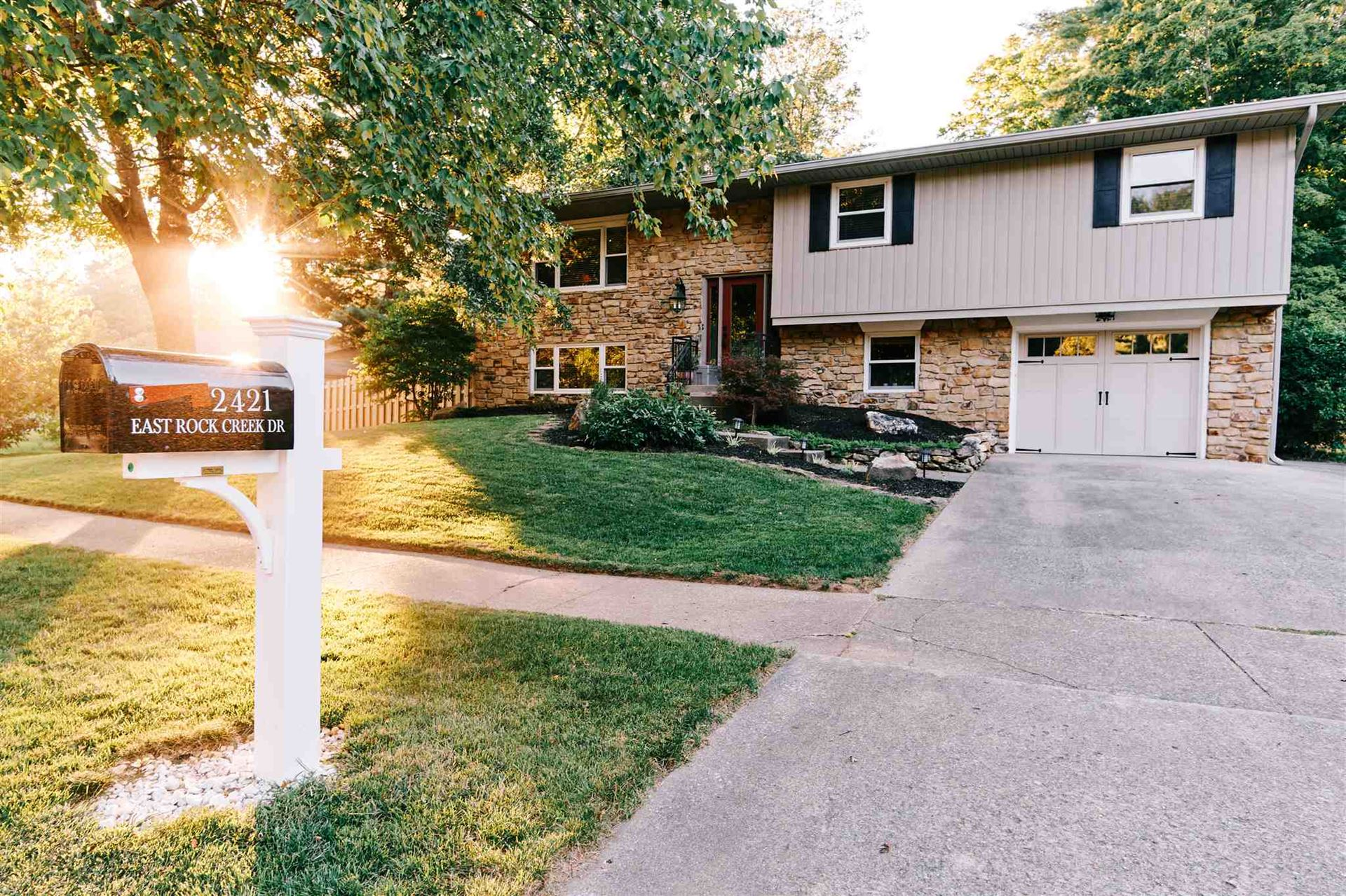 2421 E Rock Creek Drive, Bloomington, IN 47401 - #: 202033402