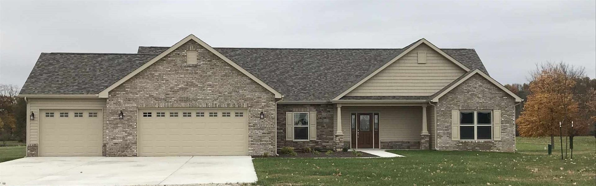 8411 Division Road, West Lafayette, IN 47906 - #: 201931404
