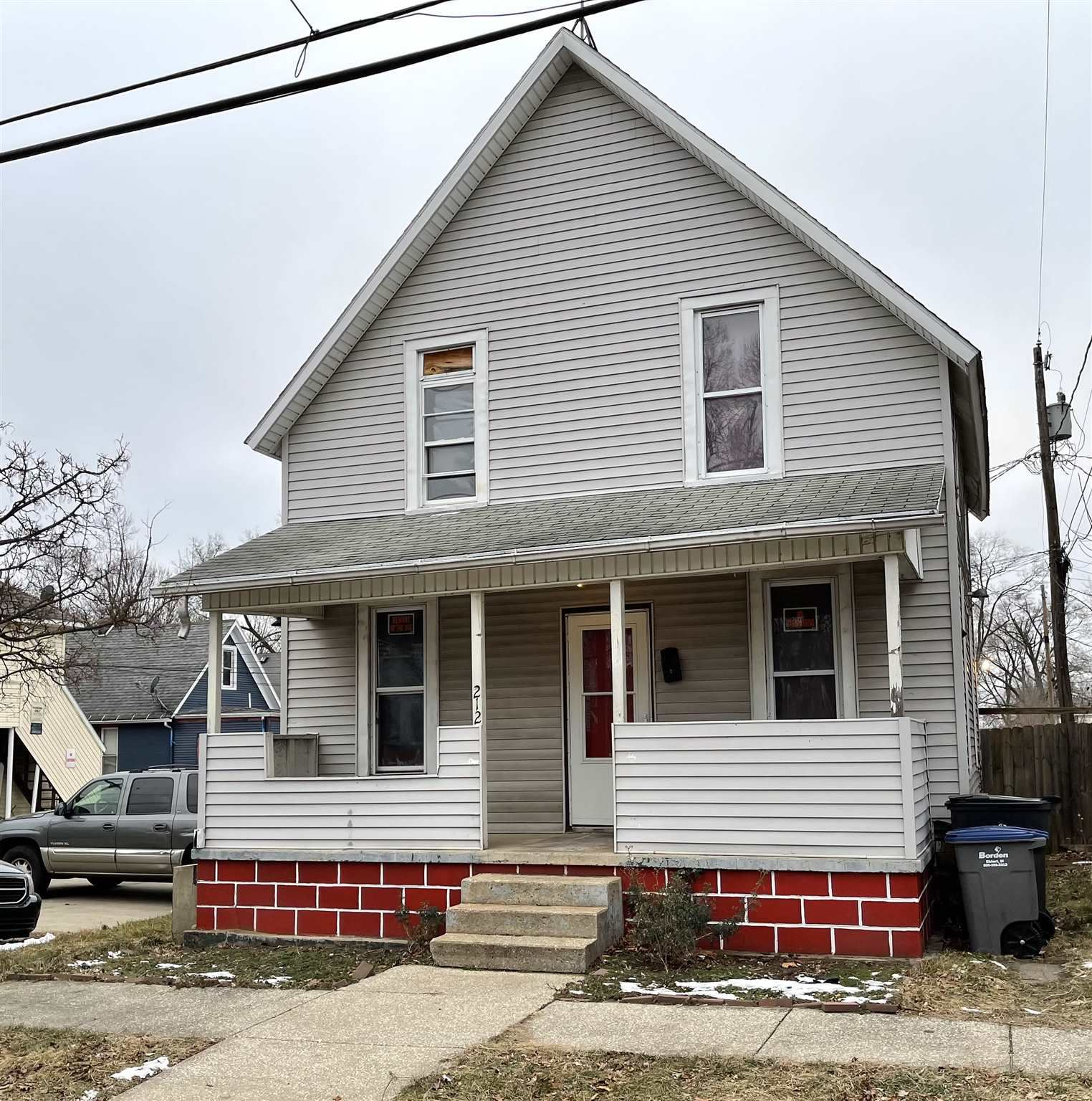 212 Redding Avenue, Elkhart, IN 46516 - #: 202101405