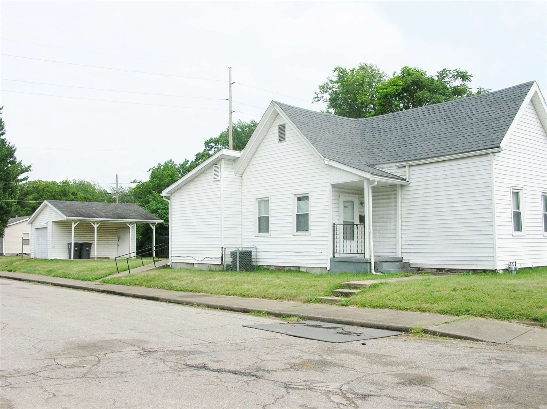 800 S Governor Street, Evansville, IN 47713 - #: 202024409