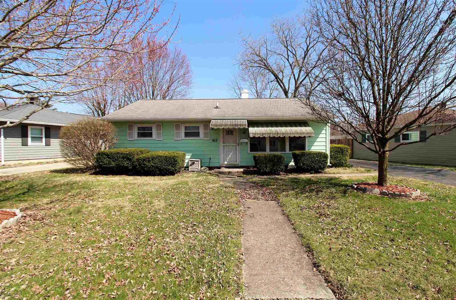 812 Oxford Drive, Marion, IN 46952 - #: 201949414