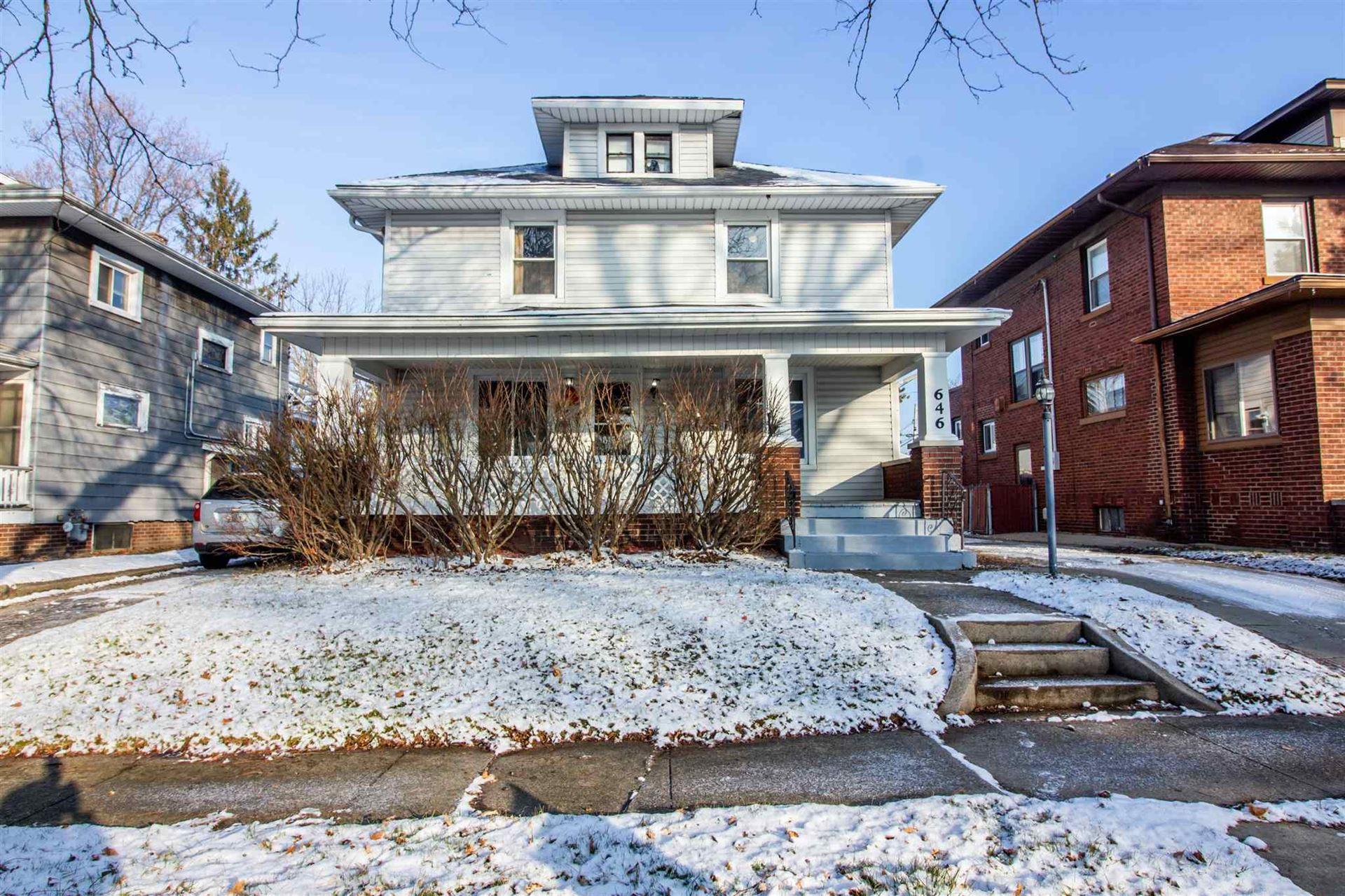 646 Archer Avenue, Fort Wayne, IN 46808 - #: 202049415