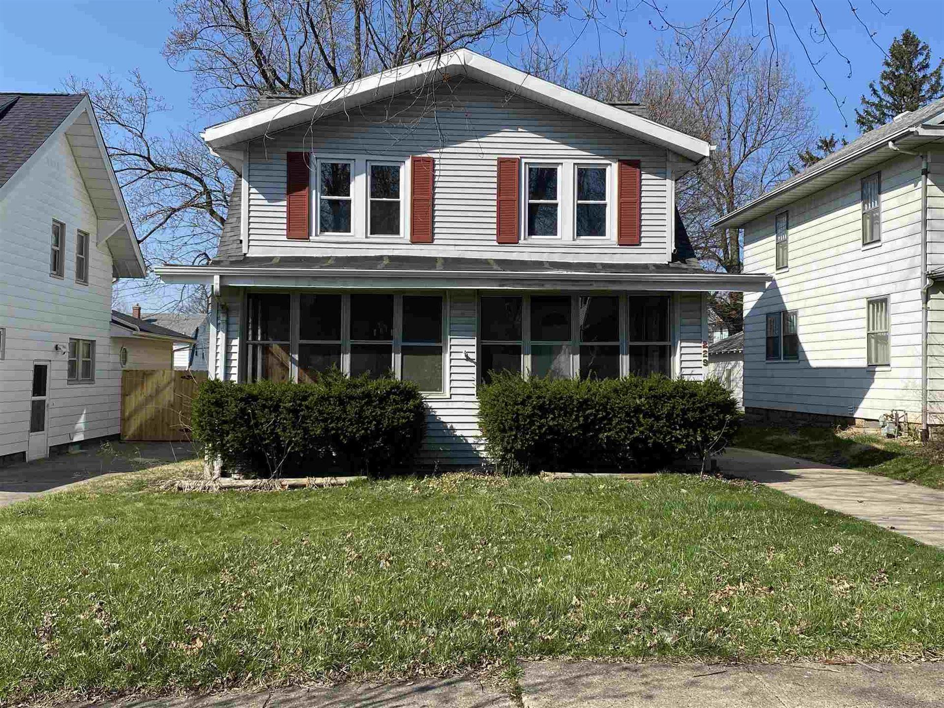 229 E Eckman Street, South Bend, IN 46614 - #: 202014416