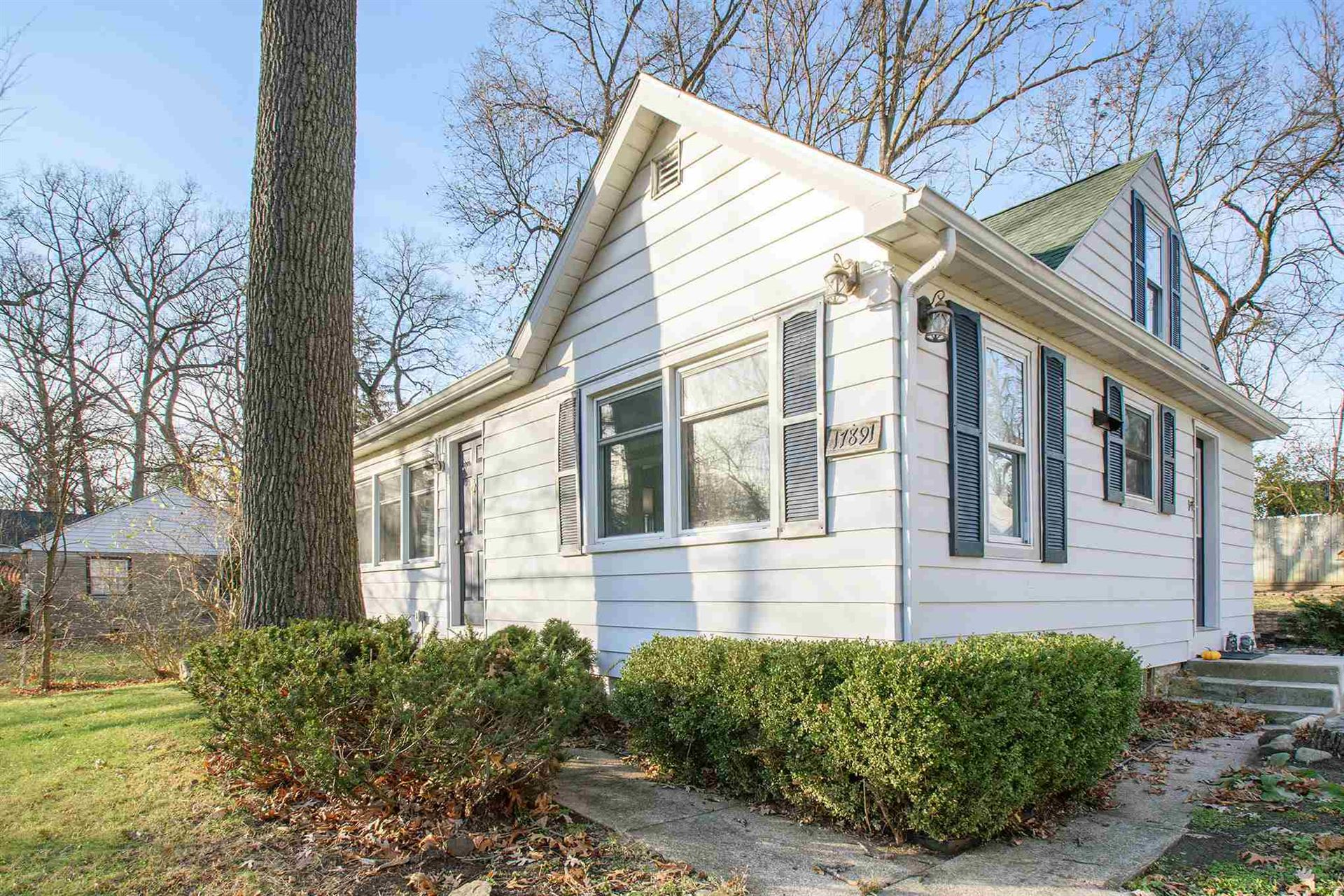 17891 Ponader Drive, South Bend, IN 46635 - #: 202046416