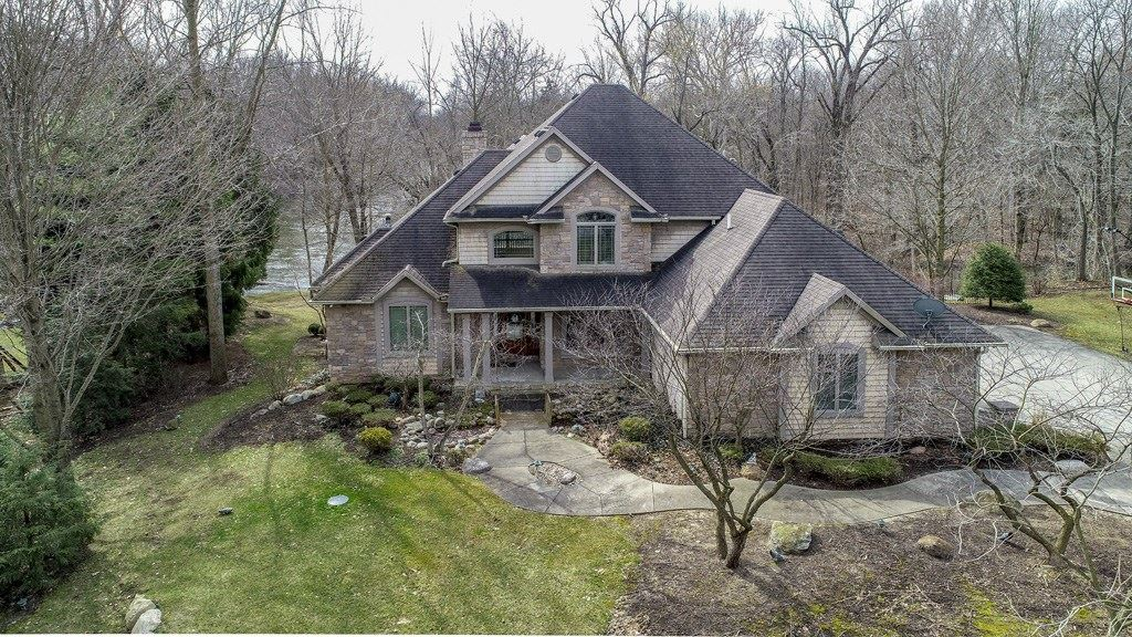 22360 Canyon River Drive, Goshen, IN 46528 - #: 202009417