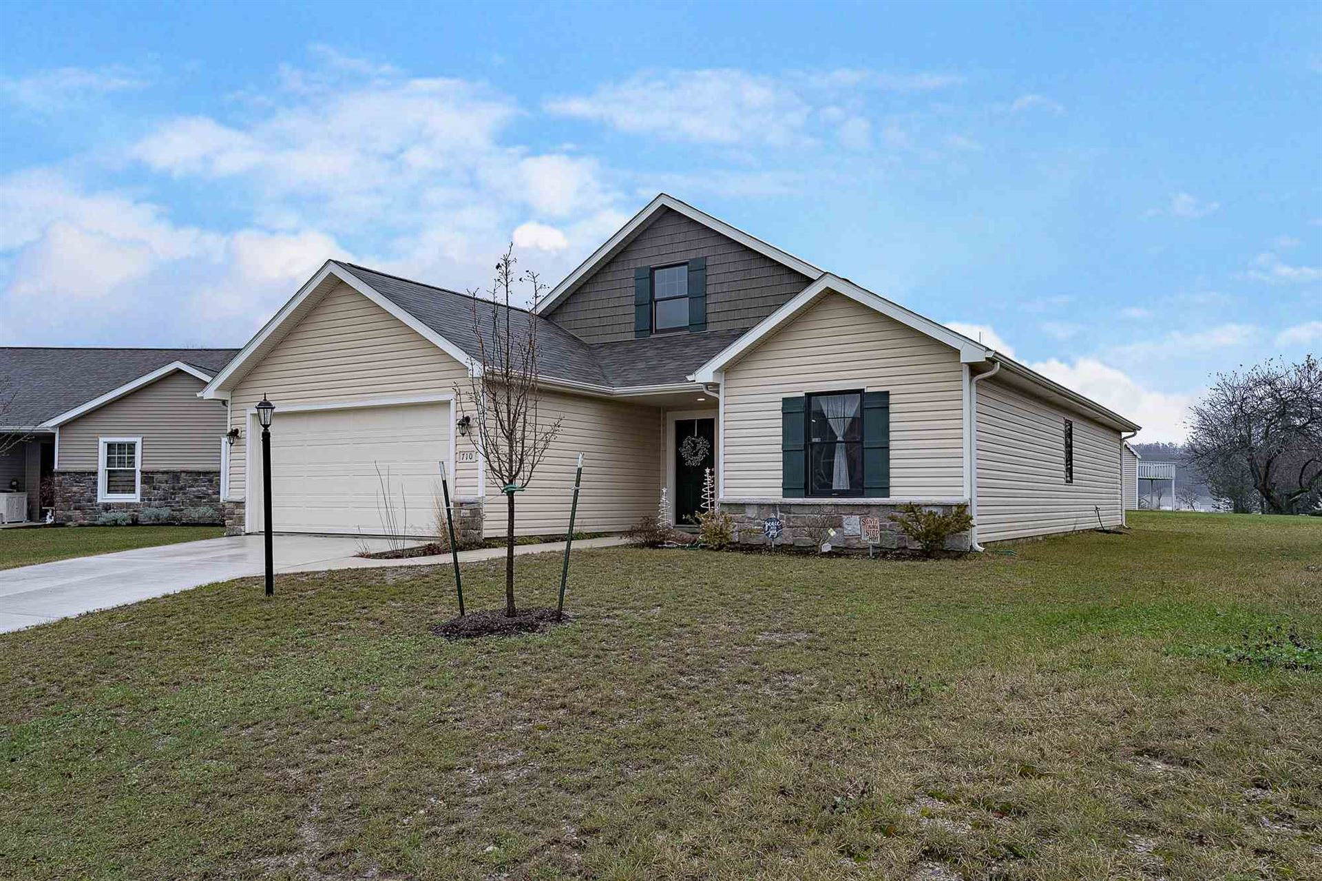 710 Bailey Court, Angola, IN 46703 - #: 201952422