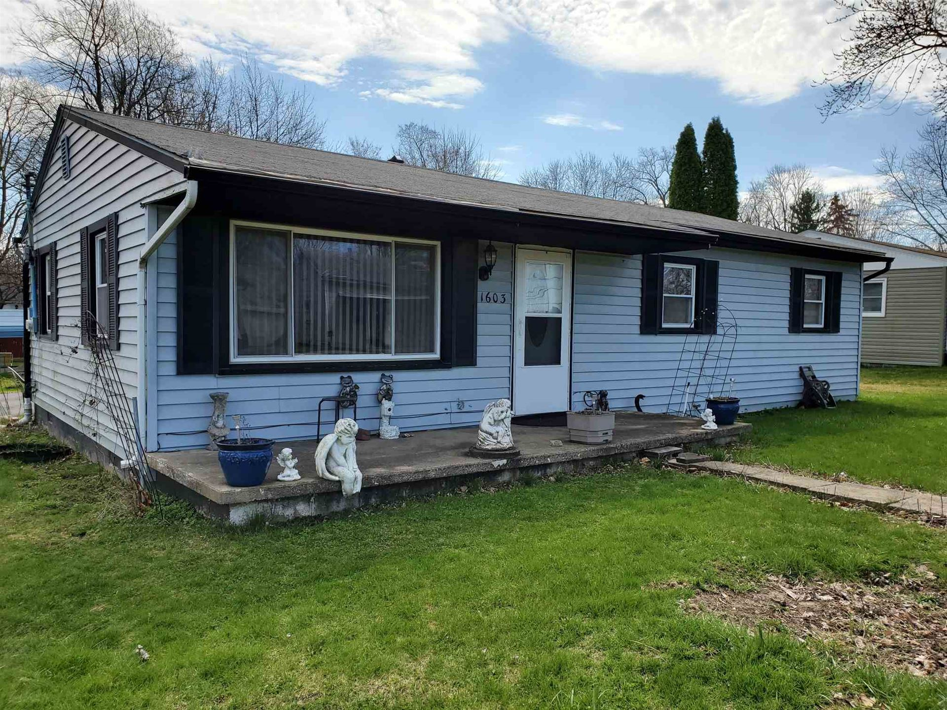1603 S Maple Street, Marion, IN 46953 - #: 202012422