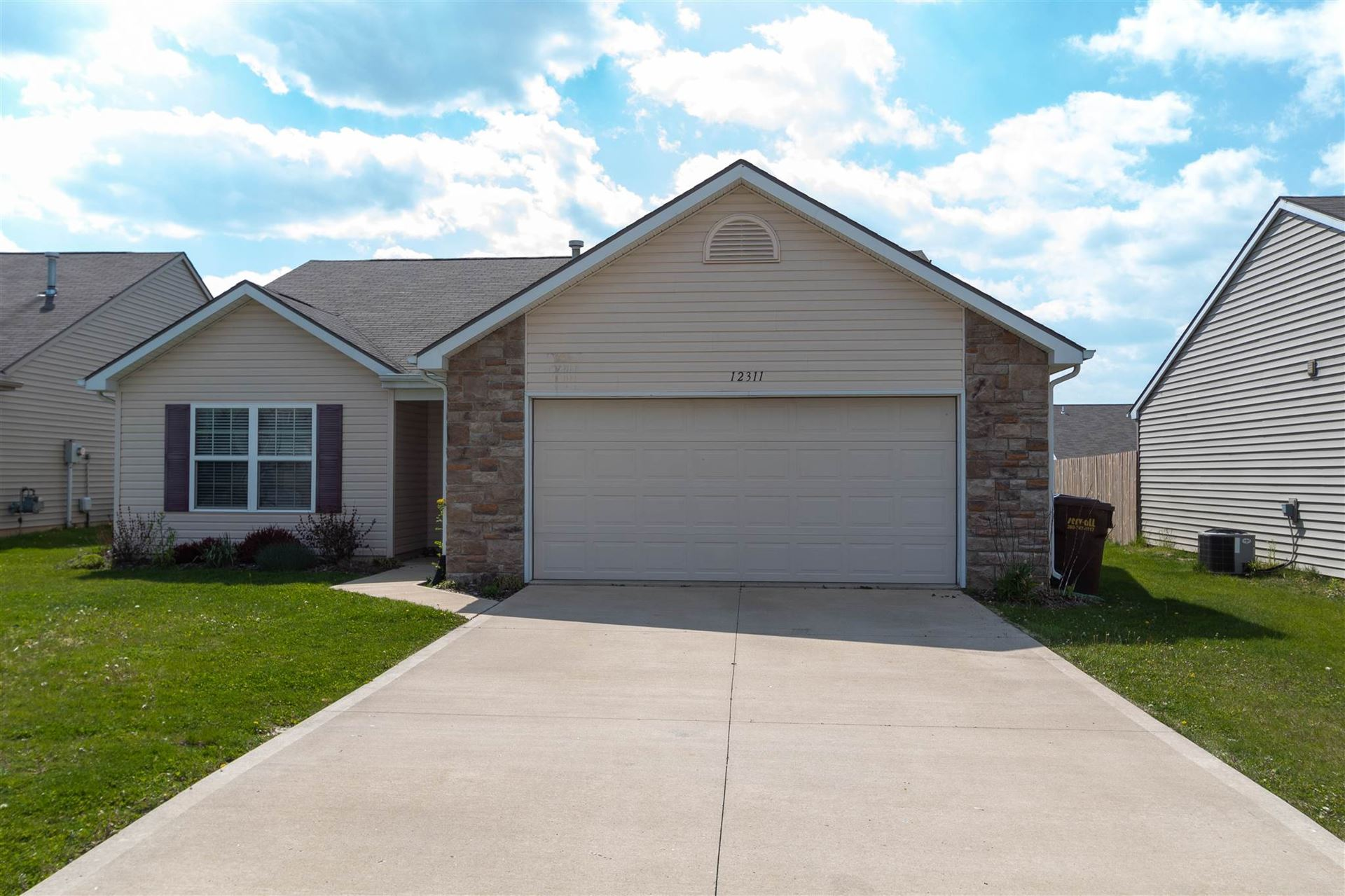 12311 Hummingbird Cove, Fort Wayne, IN 46845 - #: 202018423