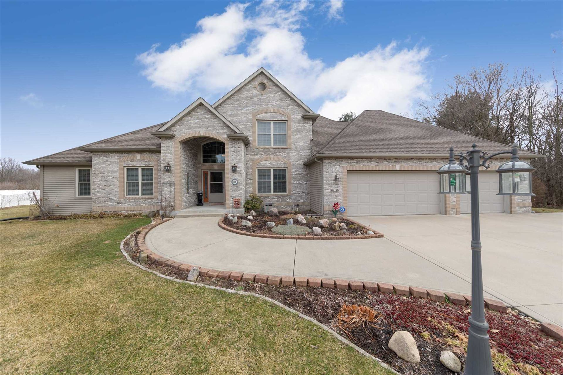 30126 Copperwoods Drive, Granger, IN 46530 - #: 202011428