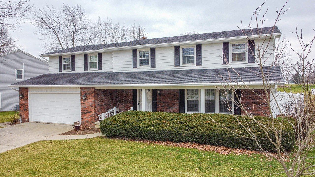 1332 Clarion Drive, Fort Wayne, IN 46845 - #: 202103428