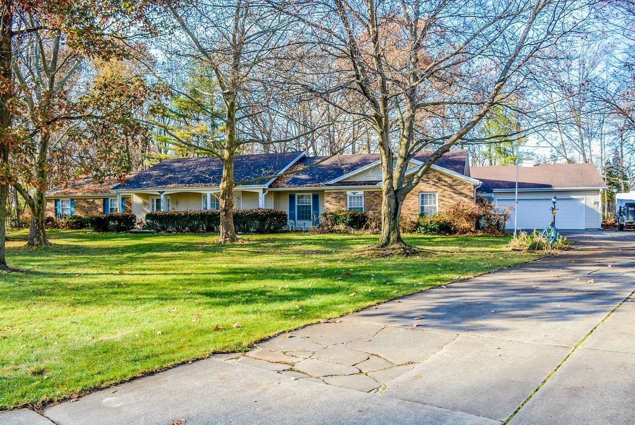 10424 Paw Paw Drive, Fort Wayne, IN 46804 - #: 201951431