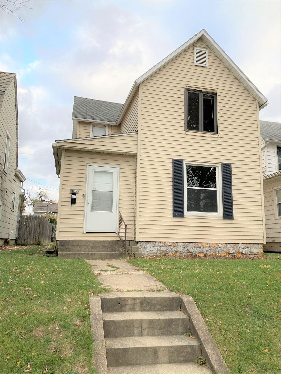 3109 S Harrison Avenue, Fort Wayne, IN 46807 - #: 202044436