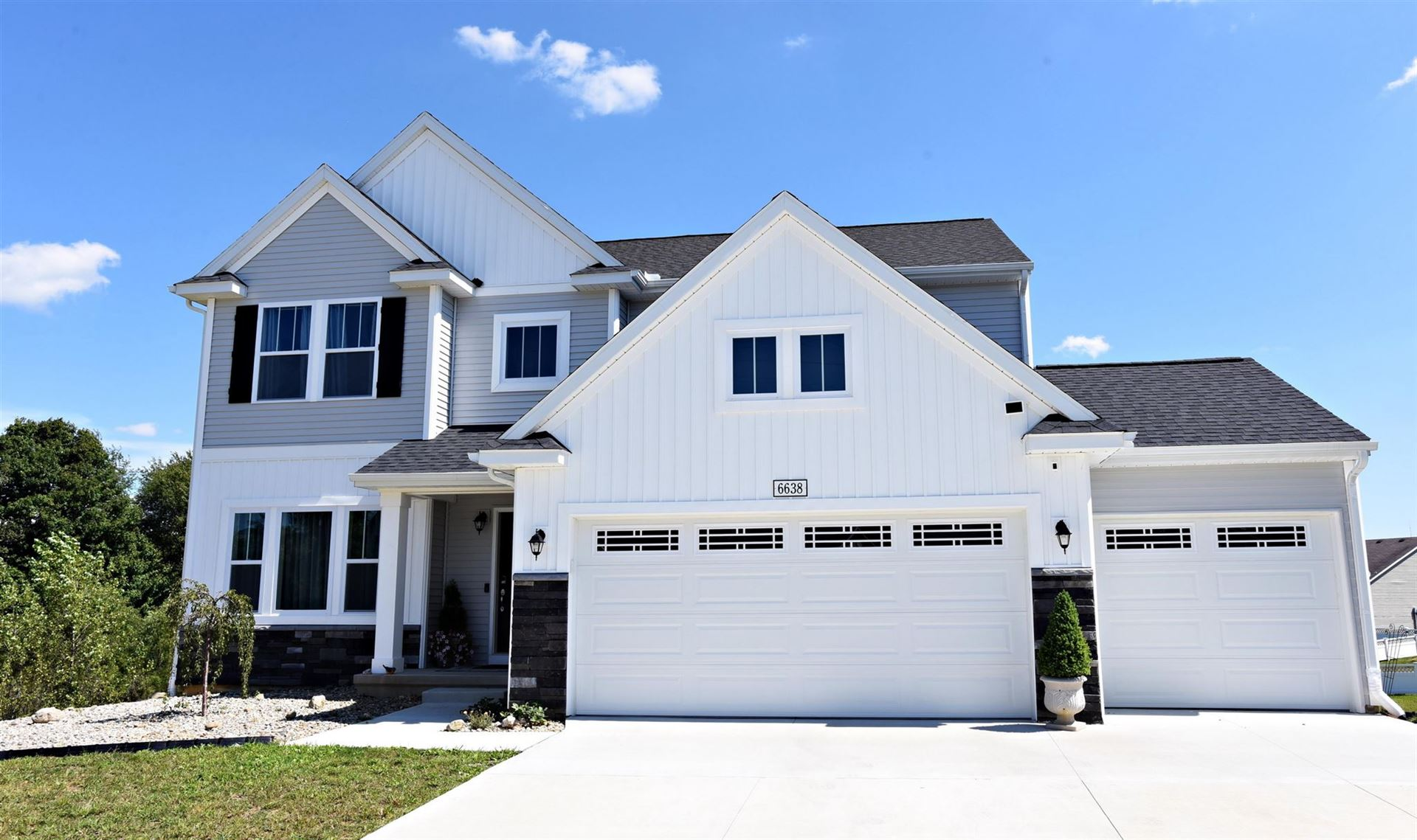 6638 Mackey Court, South Bend, IN 46614 - #: 202035437