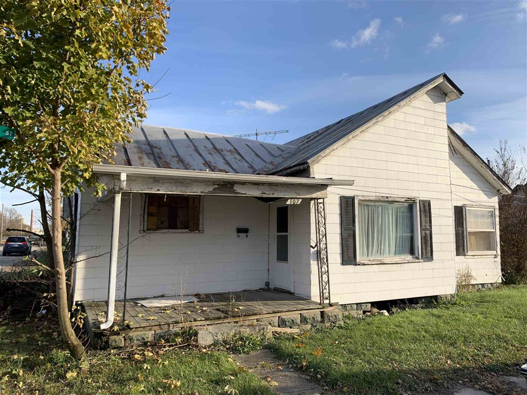 107 S Indiana Street, Dunkirk, IN 47336 - #: 201949438