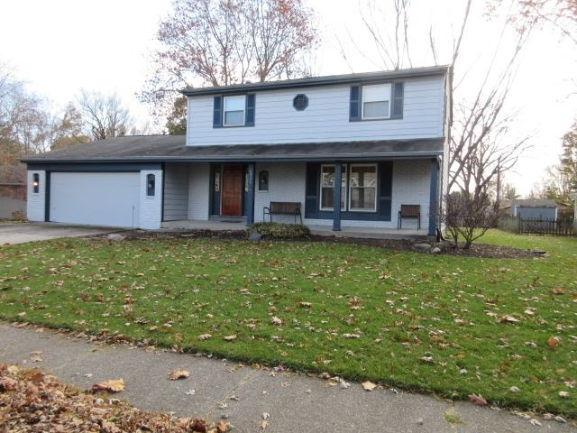 6926 LAKE VALLEY Court, Fort Wayne, IN 46815 - #: 201951438