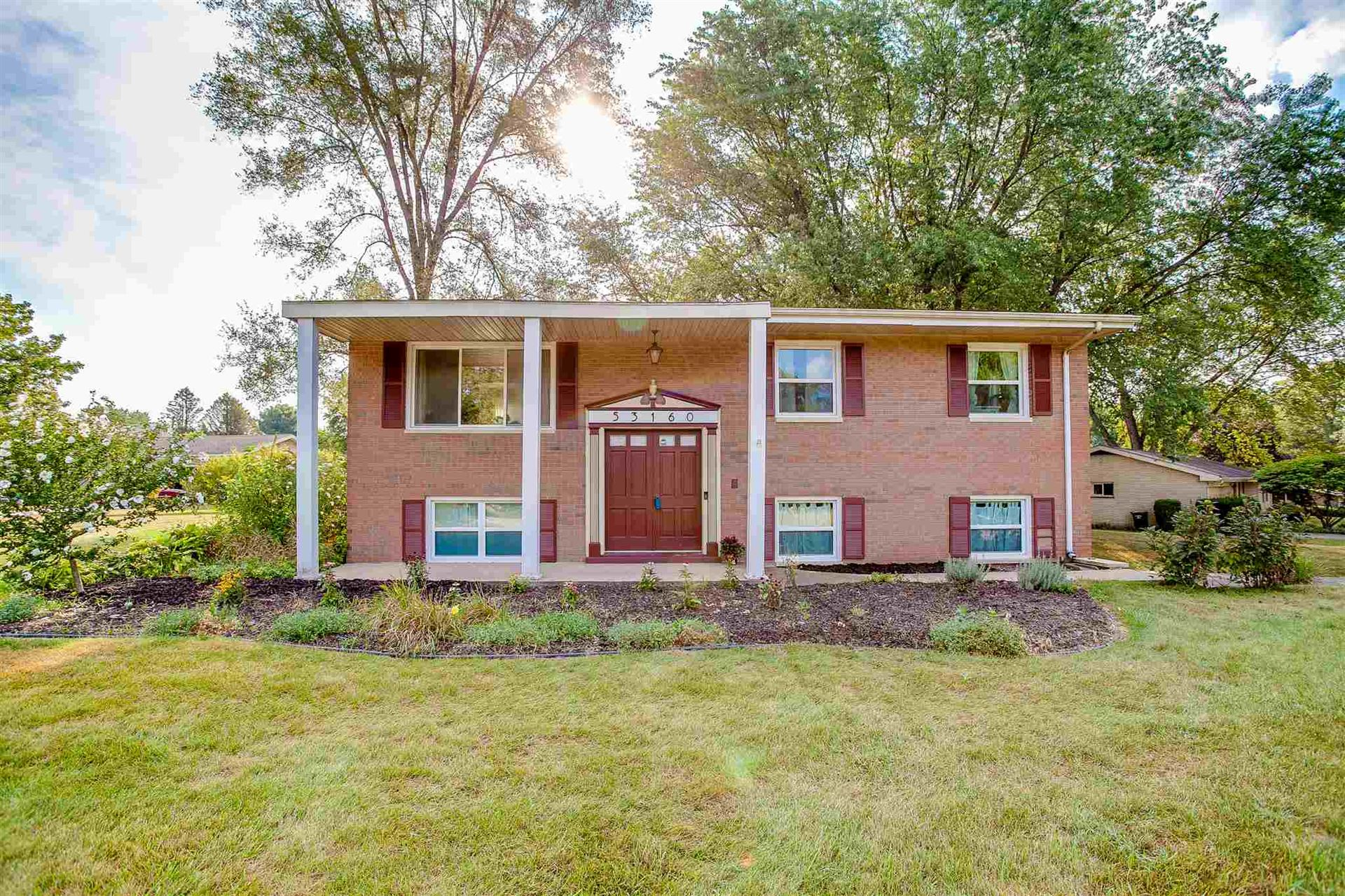 53160 Crestview Drive, South Bend, IN 46635 - #: 202034444