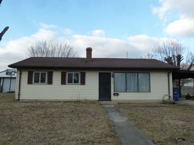 1107 E Marshall Street, Marion, IN 46952 - #: 202006445