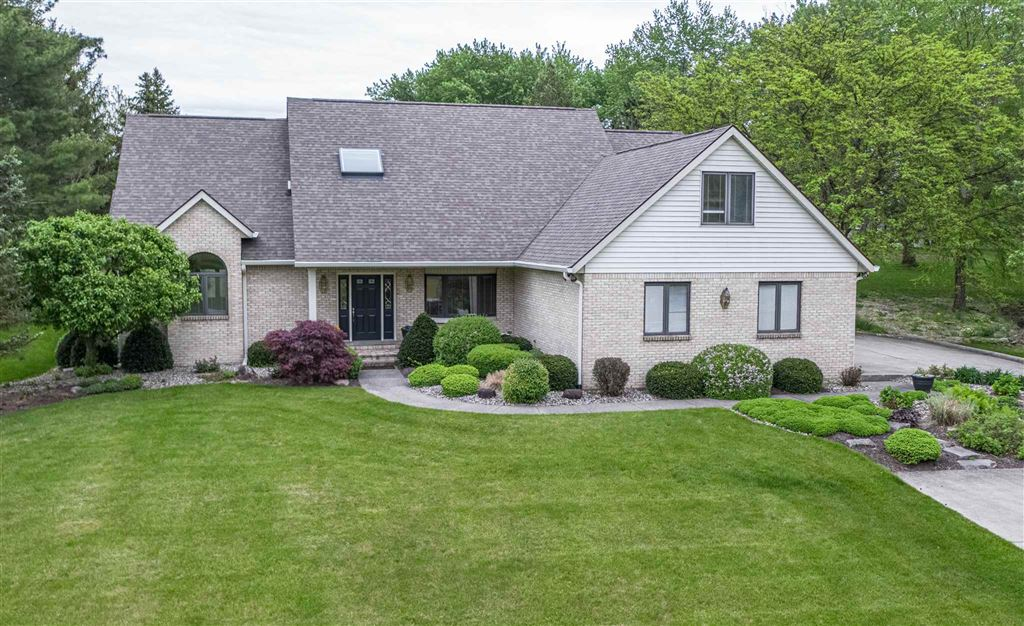1622 W PARKVIEW Drive, Marion, IN 46952 - #: 201920447